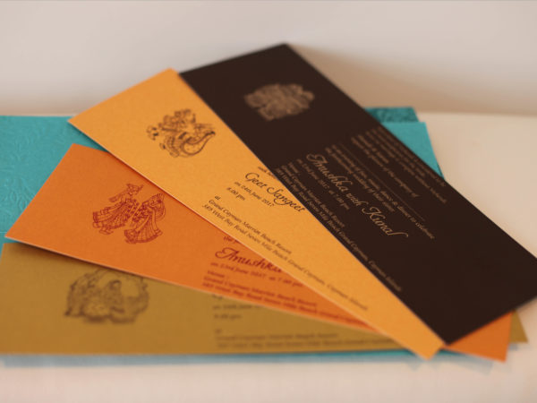 Hindu wedding Cards Green_04