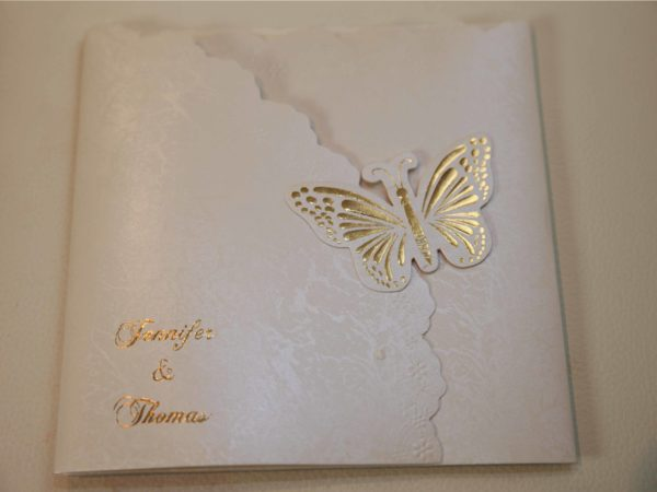 wedding butterfly cards_front
