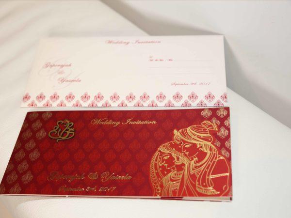Tamil Hindu wedding Cards