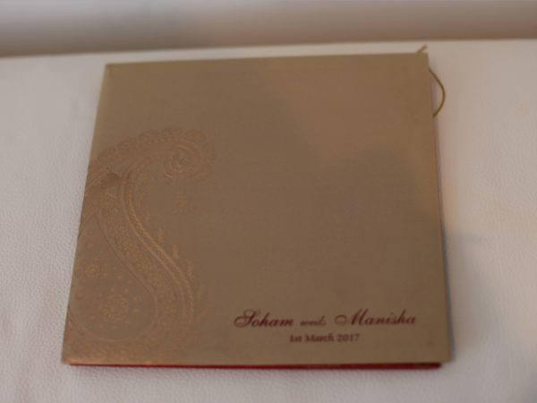 Hindu wedding Cards Red_Cover
