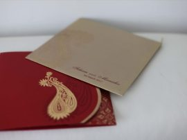 Hindu wedding Cards Red_01