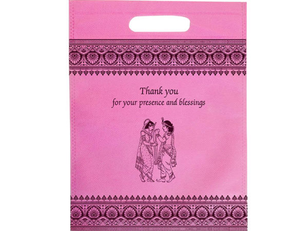 Gifts-bag Pink